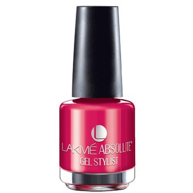 Gel Nail Polish Lakme: Lakme Absolute Gel Stylist Nail Color Pink Drama