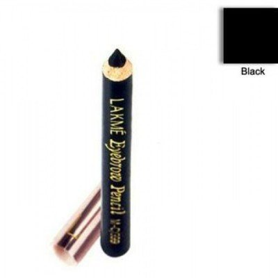 Buy Lakme Eyebrow Pencil Black online Nederland [ NL ]
