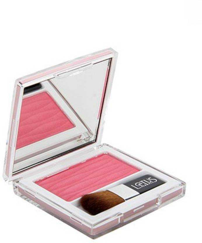 Buy Lotus Makeup Ecostay Long Lasting Blusher, Strawberry Touch,604 online United States of America [ USA ]