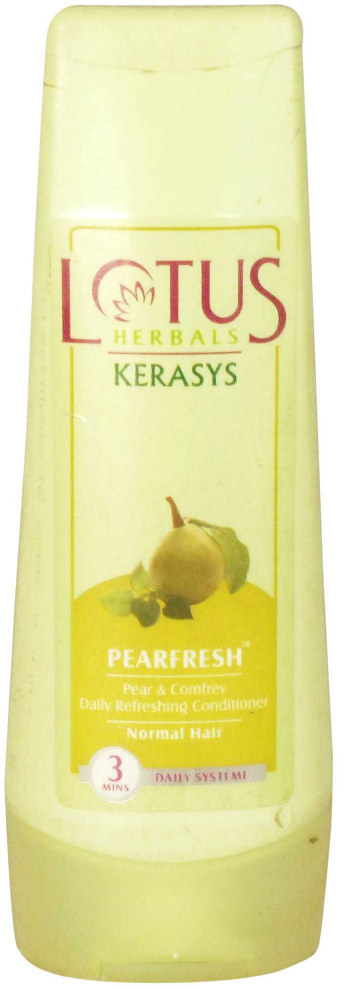Buy Lotus Herbals Pearfresh Pear and Comfrey Daily Refreshing Conditioner online United States of America [ USA ]
