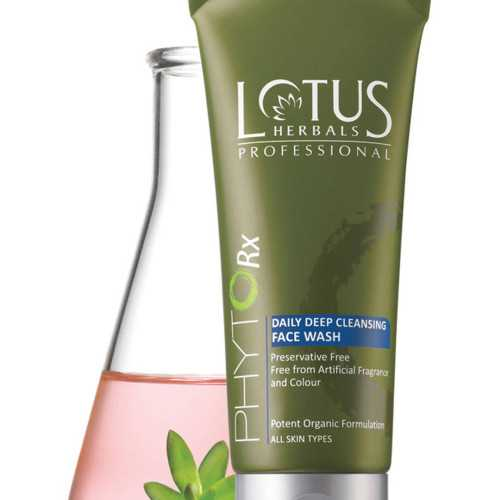 Buy Lotus Herbals Phytorx Daily Deep Cleansing Face Wash online United States of America [ USA ]