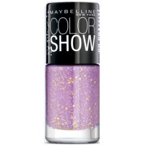 Maybelline color show go graffiti nail polish lucky - Show me the color lavender ...