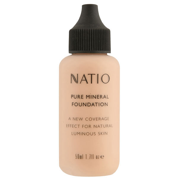 Buy Natio Pure Mineral Foundation Light Online MY