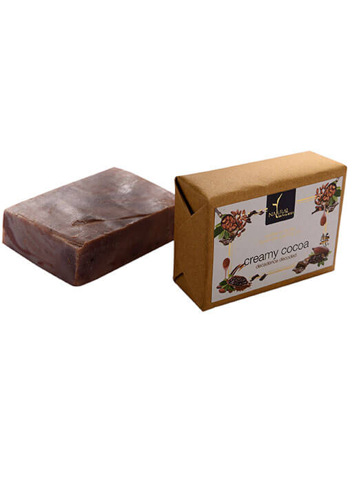 Buy Natural Bath And Body Bathing Bar - Creamy Cocoa - Soap Online MY