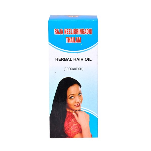 Buy Neelibringadhi Thailam Herbal Hair oil Online FR