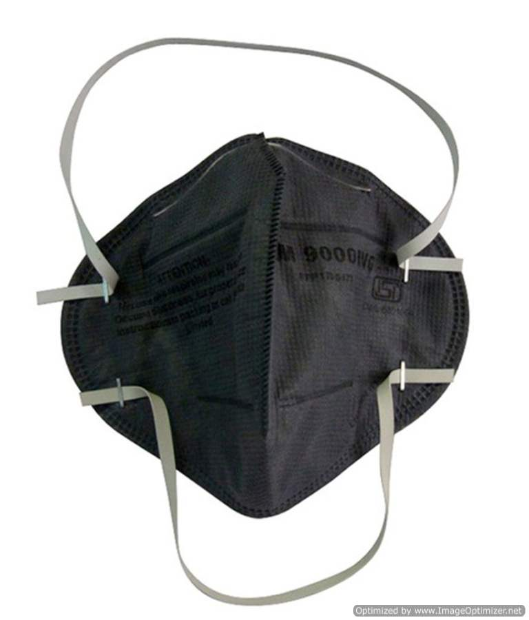 Buy 3M 9000ING Antipollution Bike/Scooter Riding Respirator Online MY