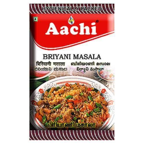 Buy Aachi Biriyani Masala Online MY