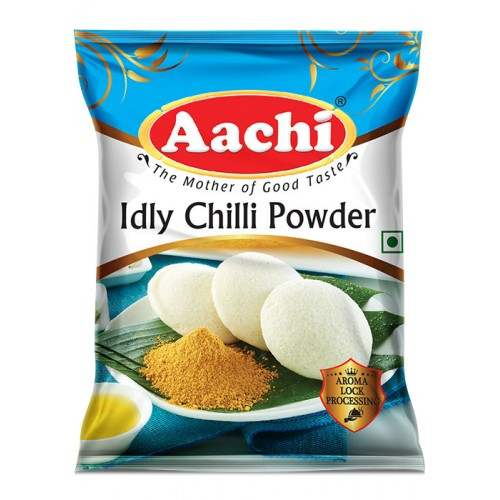 Buy Aachi Idly Chilli Powder - 50 gms Online MY