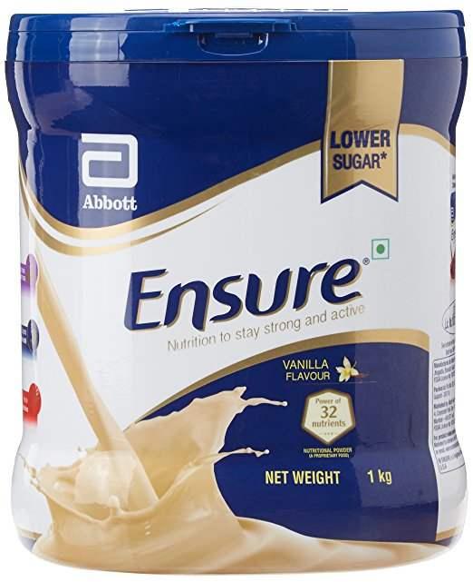 Buy Abbott Ensure Original Nutritional Powder Vanilla Online MY