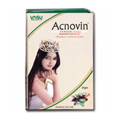 Buy Vasu Pharma Acnovin Face Powder Online MY
