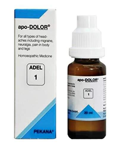 Buy Adelmar Pharma Adel 1 apo-DOLOR Drops online United States of America [ USA ]