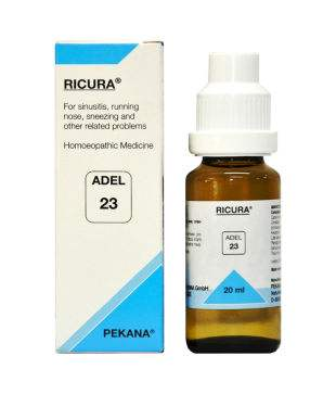Buy Adelmar Pharma Adel 23 RICURA Drops online United States of America [ USA ]