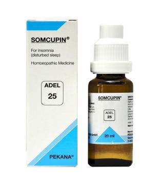 Buy Adelmar Pharma Adel 25 SOMCUPIN Drops online United States of America [ USA ]