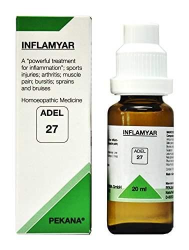 Buy Adelmar Pharma Adel 27 Inflamyar Drops online United States of America [ USA ]