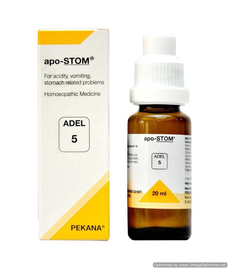 Buy Adelmar Pharma Adel 5 Apo-Stom Drops online United States of America [ USA ]