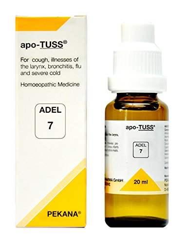 Buy Adelmar Pharma Adel 7 Apo-Tuss Drops online United States of America [ USA ]