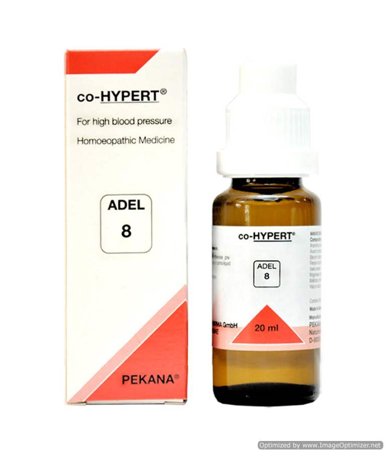 Buy Adelmar Pharma Adel 8 Co-Hypert Drops online United States of America [ USA ]