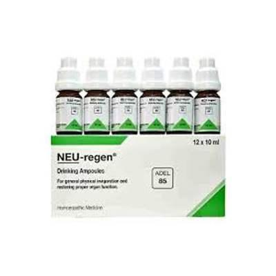 Buy Adelmar Pharma Adel 85 Neu-Regen Drinking Ampoule online United States of America [ USA ]