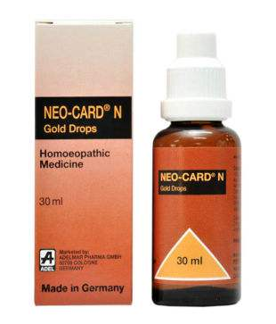 Buy  Adelmar Pharma NEO-CARDA N Drops online United States of America [ USA ]