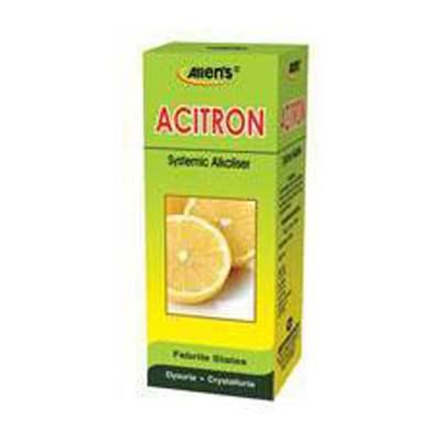 Buy Allen's Homeopathy Acitron Online MY