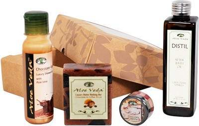 Buy Aloe Veda Chocolate Mania Luxury Playmate Collection Online MY