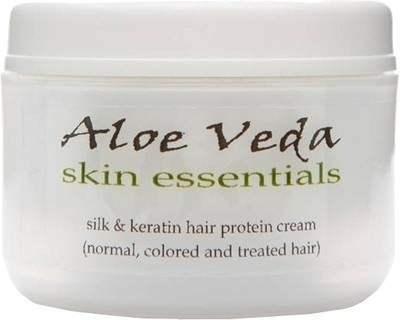 Buy Aloe Veda Silk & Keratin Hair Protein Cream Online MY