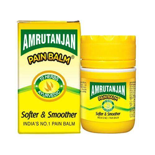 Buy Amrutanjan Pain Balm Yellow Online MY