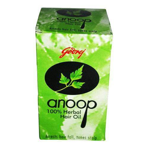 Buy Anoop Herbel Godrej Anoop Hair Oil Online MY