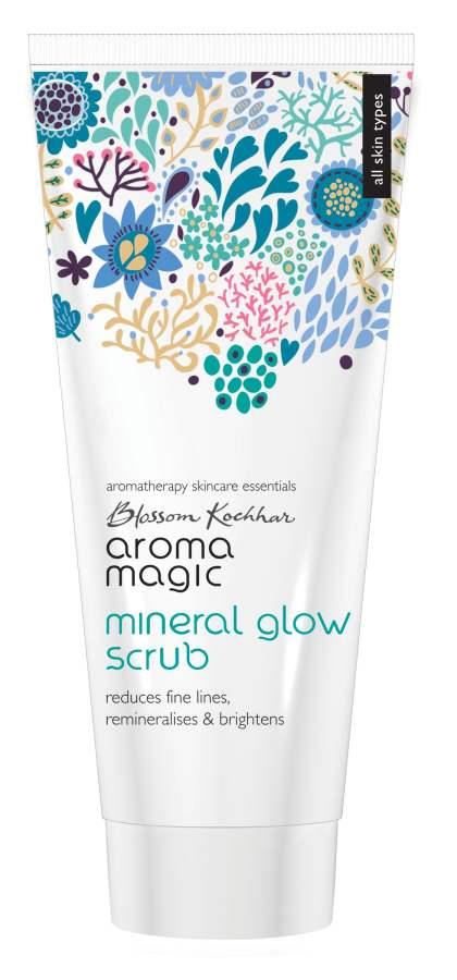 Buy Aroma Magic Aromatherapy Mineral Glow Scrub Online MY