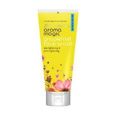 Buy Aroma Magic Grape Fruit Face Wash Online MY