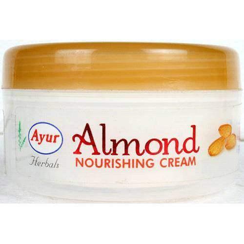 Buy Ayur Herbals Almond Nourishing Cream Online MY