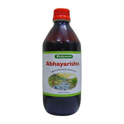 Buy Baidyanath Abhayarishta Online FR