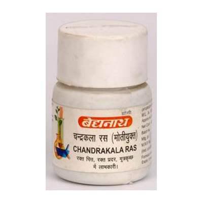 Buy Baidyanath Chandrakala Ras Online MY