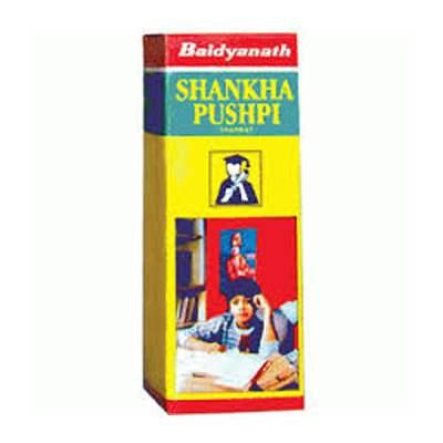 Buy Baidyanath Shankha Pushpi Syrup Online FR