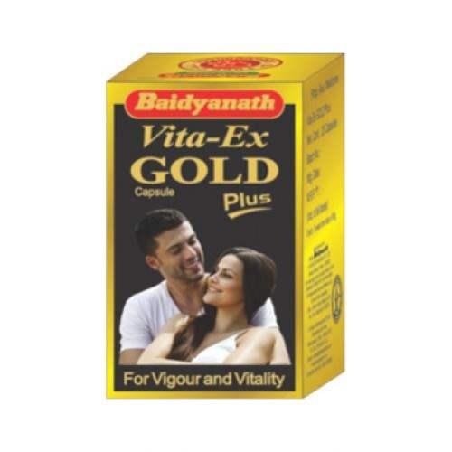 Buy Baidyanath Vita Ex Gold Plus Online USA