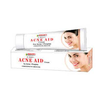 Buy Bakson Homoeopathy Acne Aid Cream online United States of America [ USA ]
