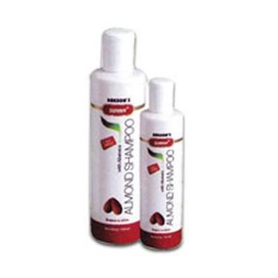 Buy Bakson Homoeopathy Almond Shampoo online United States of America [ USA ]