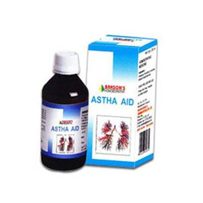 Buy Bakson's Astha Aid Syrup online United States of America [ USA ]