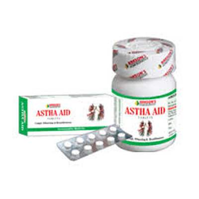 Buy Bakson's Astha Aid Tablet online United States of America [ USA ]