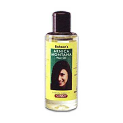 Buy Bakson Homoeopathy Baksons Arnica Montana Hair Oil (Medical Oil) online United States of America [ USA ]