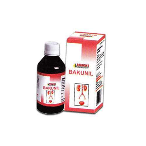 Buy Bakson Homoeopathy Bakunil Syrup online United States of America [ USA ]
