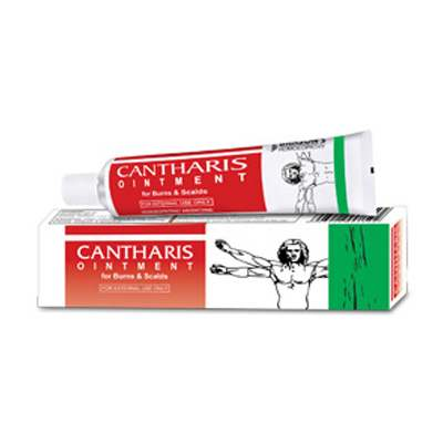 Buy Bakson Homoeopathy Cantharis Ointment online United States of America [ USA ]