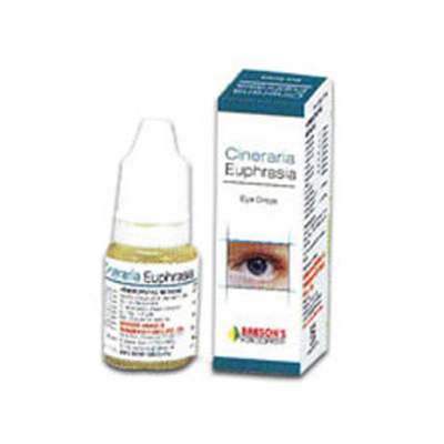 Buy Bakson's Cineraria Euphrasia Eye Drops online United States of America [ USA ]