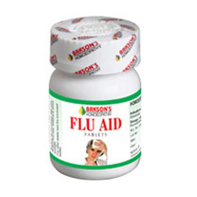 Buy Bakson's Flu Aid Tablet online United States of America [ USA ]