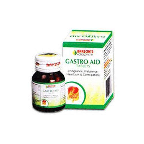 Buy Bakson's Gastro Aid Tablet online United States of America [ USA ]