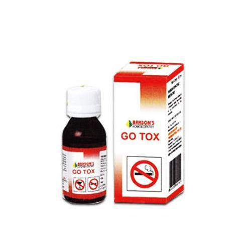 Buy Bakson Homoeopathy Go Tox Drops online United States of America [ USA ]