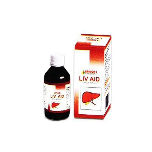 Buy Bakson's Liv Aid Syrup online United States of America [ USA ]