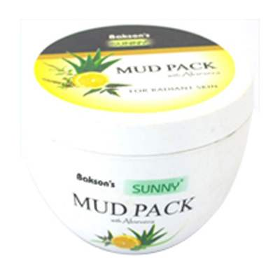 Buy Bakson Homoeopathy Mud Pack  online United States of America [ USA ]
