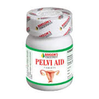 Buy Bakson Homoeopathy Pelvi Aid Tablet online United States of America [ USA ]