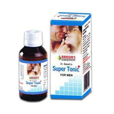 Buy Bakson Homoeopathy Super Tonic online United States of America [ USA ]